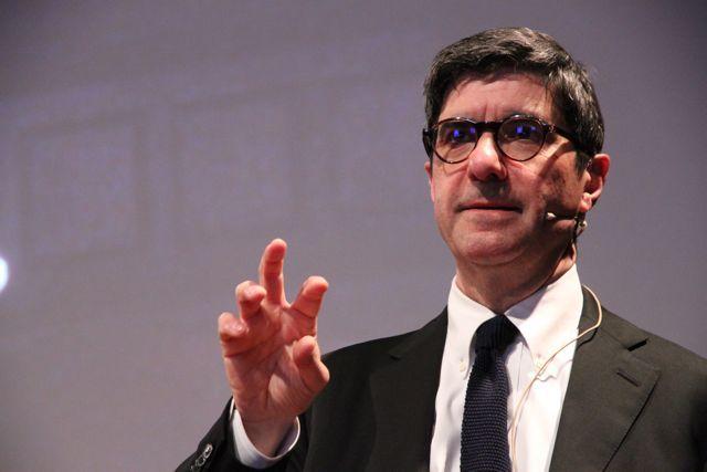 Gianni Riotta al Festival Internazionale del Giornalismo