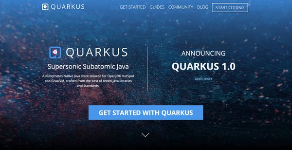 Quarkus - Develop Your First Supersonic Enterprise Java Application